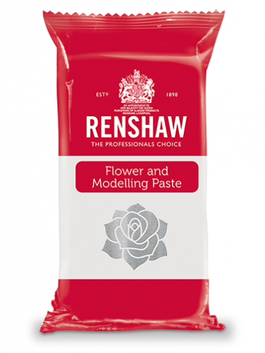 Renshaws Flower and Modelling Paste - White